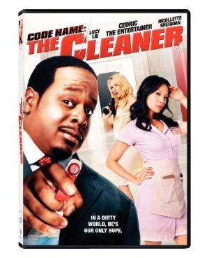 Code Name - The Cleaner Dvd