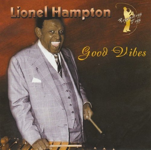 Good Vibes by Lionel Hampton Cd