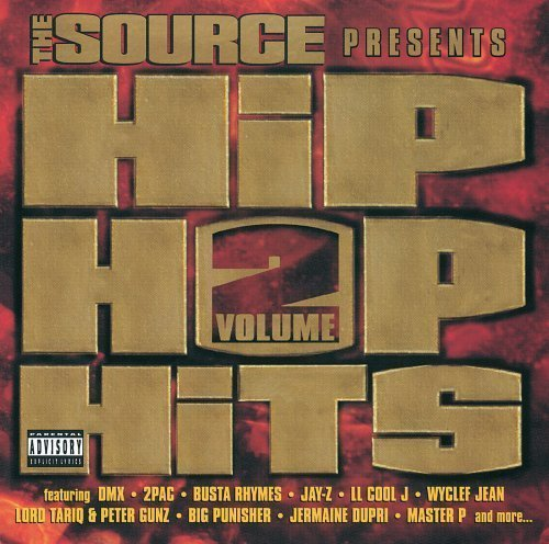 The Source Presents: Hip Hop Hits Vol. 2 by Various Artists Cd