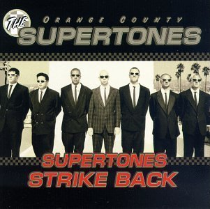 Supertones Strike Back Cd