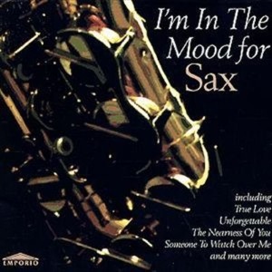 I'm in the Mood for Sax by Various Artists Cd