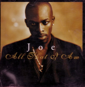All That I Am By Joe Cd