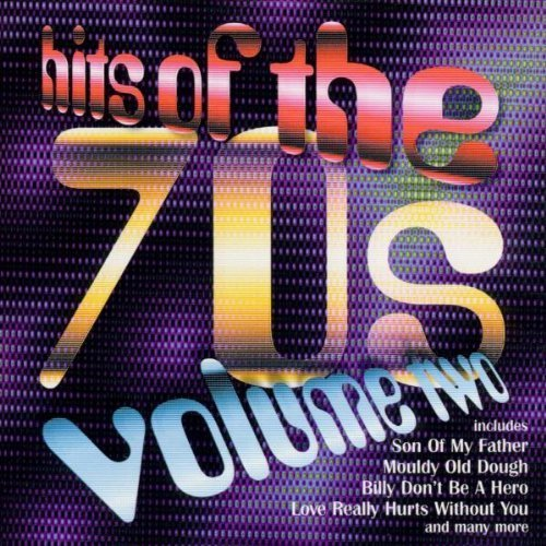 Hits of the 70's 2 by Various Artists Cd