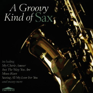 Groovy Kind of Sax by Various Artists Cd