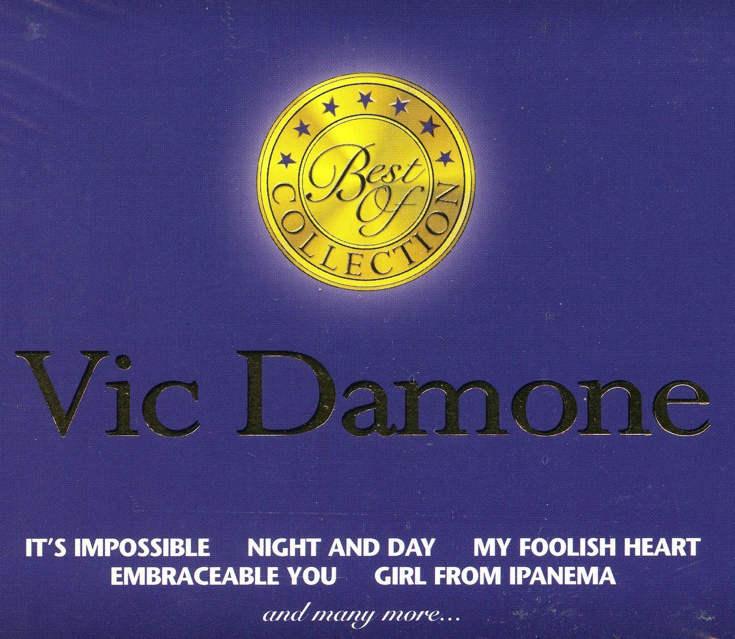Best of Vic Damone Cd