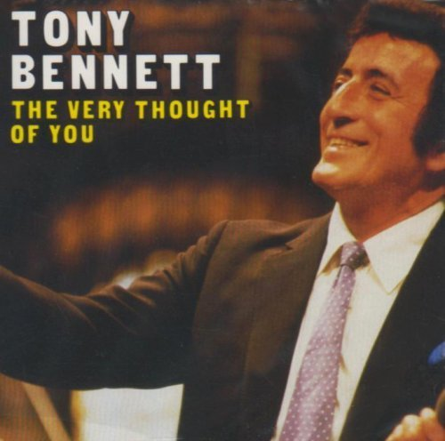 The Very Thought of You By Tony Bennett Cd