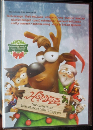 Holidaze: The Christmas that almost didn't happen - Dvd