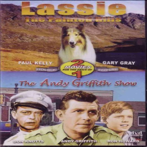 Lassie The Painted Hills & The Andy Griffith Show Dvd