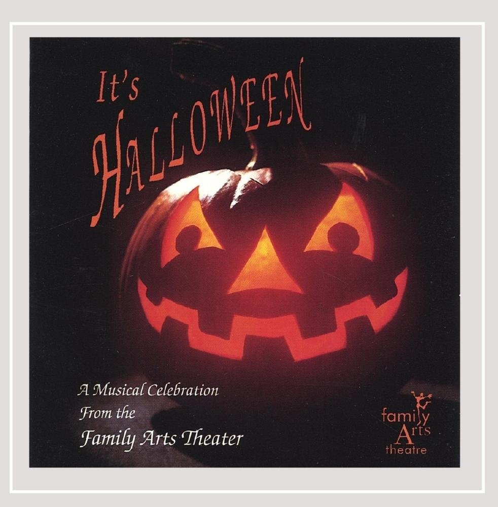 It's Halloween by The Family Arts Theatre Cd
