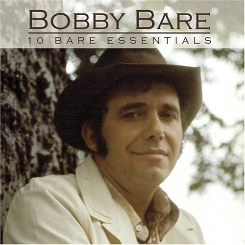 10 Bare Essentials by Bobby Bare Cd