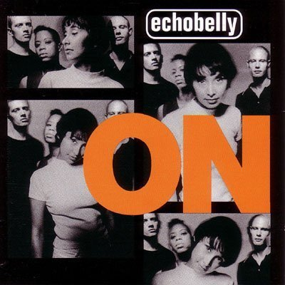 On by Echobelly Cd