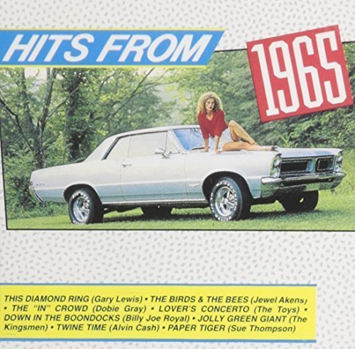 Hits From 1965 by Rock Hits 1965 Cd