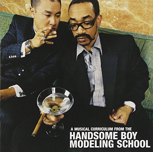 So How's Your Girl by Handsome Boy Modeling School Cd