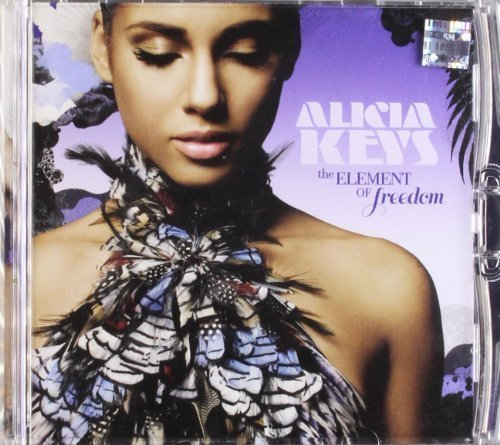 The Element of Freedom by Alicia Keys Cd