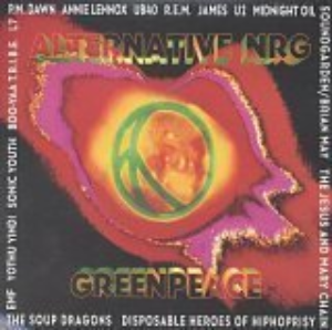 Alternative NRG Greenpeace Compilation Cd