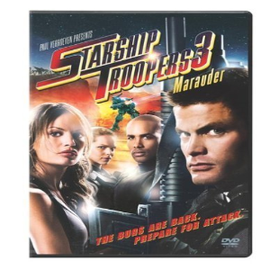 Starship Troopers 3: Marauder Dvd