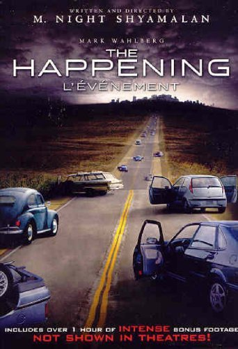 The Happening Dvd