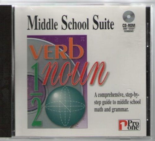Middle School Suite CD-ROM Windows 98 / Windows XP