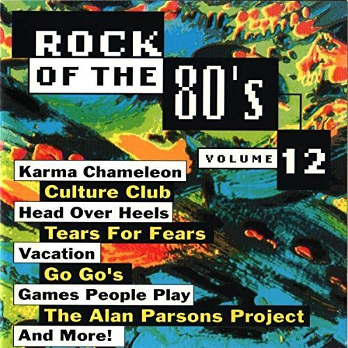 Rock Of The Eighties vol 12 Cd