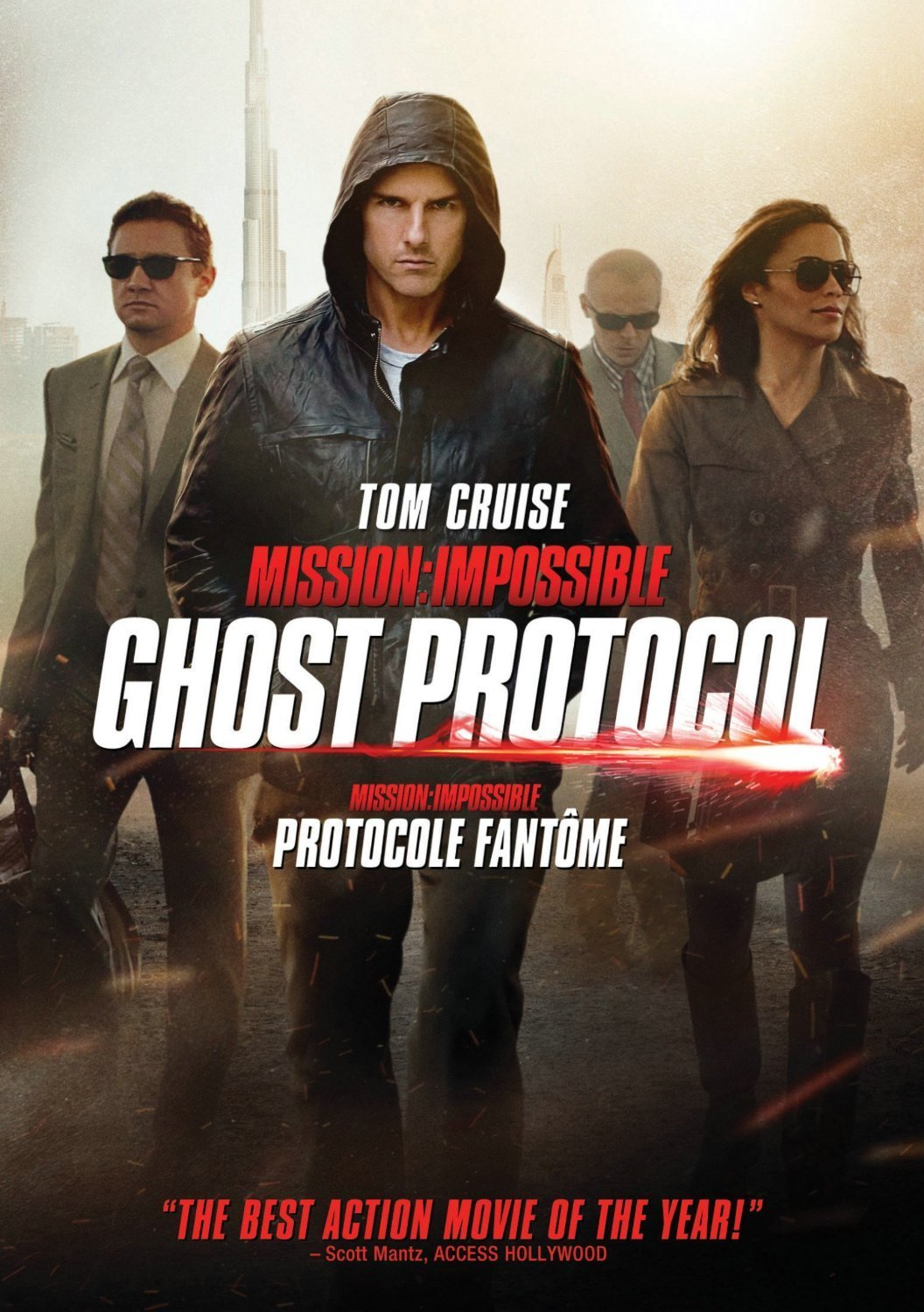 Mission Impossible Ghost Protocol Dvd