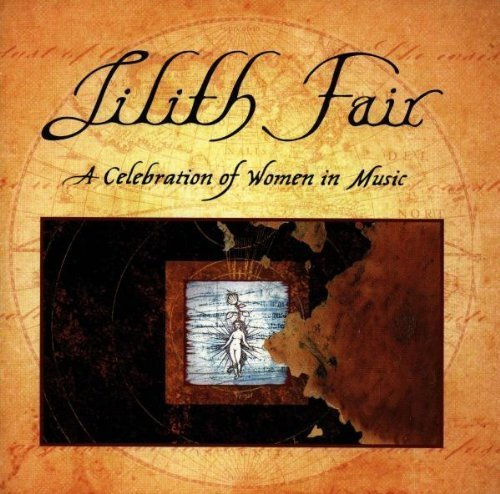 Lilith Fair: A Celebration of Women in Music by Paula Cole Cd