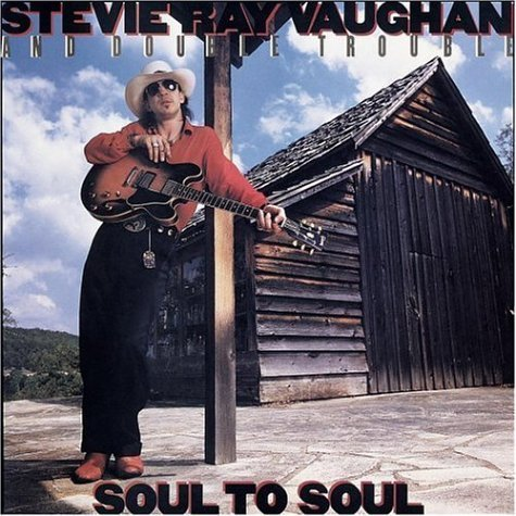 Soul to Soul by Stevie Ray Vaughan Cd