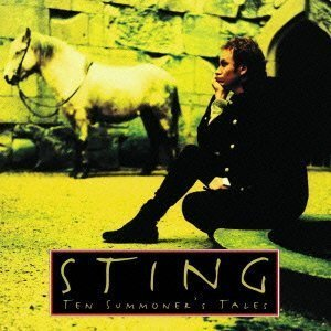 Ten Summoner's Tales by Sting Cd