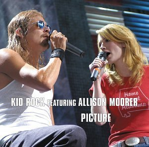 Picture by Kid Rock and Allison Moorer Cd