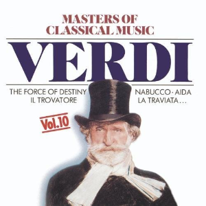 Masters Of Classical Music: Verdi by Sofia Philharmonic, Bulgarian National Cd