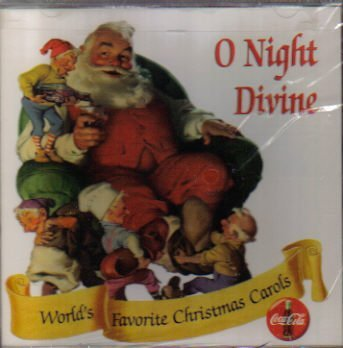O Night Divine - By Various Cd