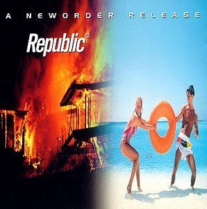 Republic by New Order Cd