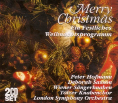 Merry Christmas Peter Hofmann, London Symphony Orch  Cd image 1
