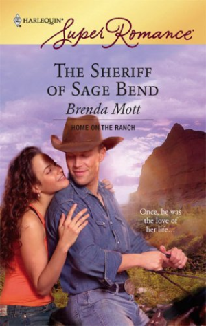 The Sheriff Of Sage Bend By Mott, Brenda
