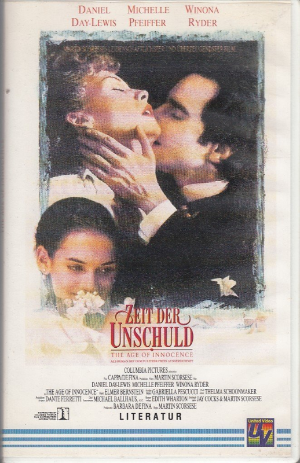 The Age of Innocence Vhs