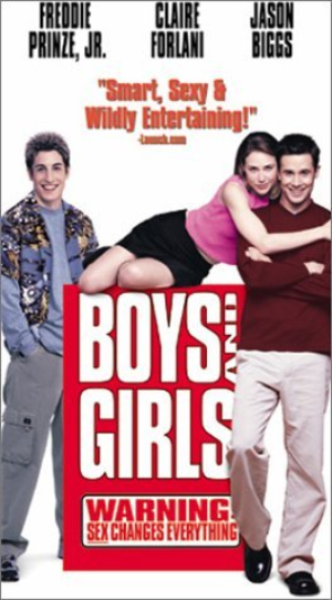 Boys and Girls Vhs