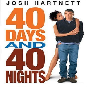 40 Days and 40 Nights Dvd