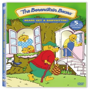 The Berenstain Bears: Bears Get a Babysitter! Vhs