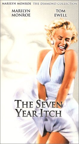 Seven Year Itch Vhs