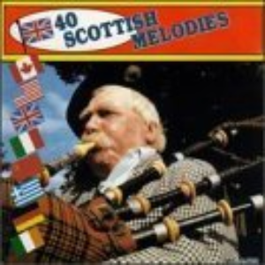 40 Scottish Melodies by Various Artists Cd