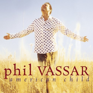 American Child by Vassar, Phil Cd