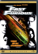 The Fast and the Furious Dvd image 1
