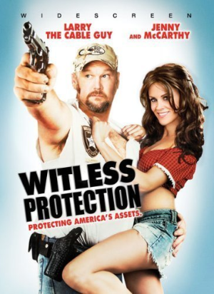 Witless Protection Dvd