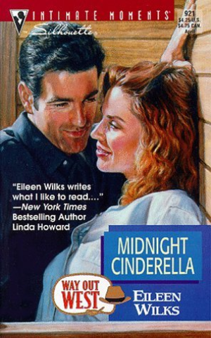Midnight Cinderella  (Silhouette Intimate Moments) by Eileen Wilks