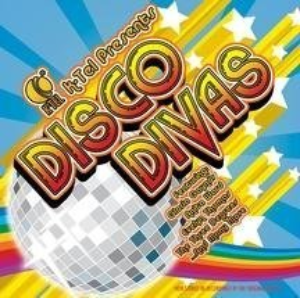 Disco Divas by Various Artists Cd