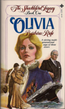 Olivia - The Shackleford Legacy Book 1 (The Shackleford Legacy, Book One) by Bar image 1