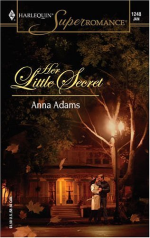 Her Little Secret : Women in Blue (Harlequin Superromance, No. 1248)