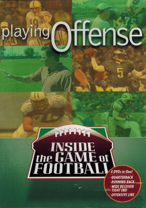 Playing Offense Inside The Game Of Football Dvd
