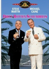 Dirty Rotten Scoundrels Vhs