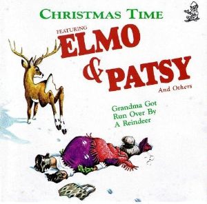 Christmas Time Featuring Elmo & Patsy and Others Cd