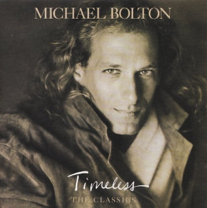 Timeless By  Michael Bolton Cd